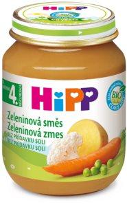 Hipp BIO zeleninová směs dětský příkrm