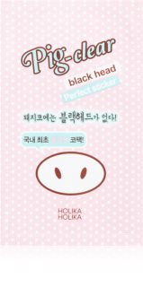 Holika Holika Pig Nose Perfect sticker patch purifiant anti-pores dilatés du nez