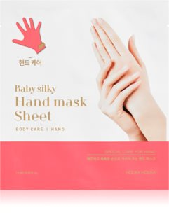 Holika Holika Baby Silky Hand Treatment Gloves