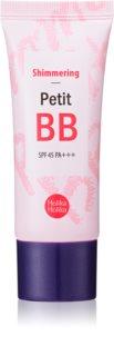 Holika Holika Petit BB Shimmering aufhellende BB-Creme SPF 40