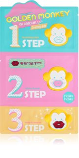 Holika Holika Golden Monkey hydrating lip mask