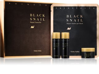 Holika Holika Prime Youth Black Snail Geschenkset (Travel-Pack) für Damen