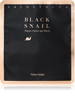 Holika Holika Prime Youth Black Snail intensiv hydrogelmask
