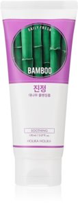 Holika Holika Daily Fresh Bamboo Mattifying Cleansing Foam moisturizing