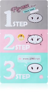 Holika Holika Pig Nose Bleack Head Nose Pore Strips Against Blackheads