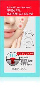 Holika Holika AC Mild Red Spot  pleisters voor de problematische huid tegen Acne