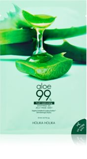 Holika Holika Aloe 99% Moisturising face sheet mask