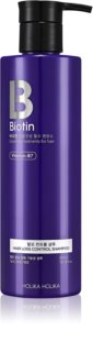 Holika Holika Biotin шампунь проти випадіння волосся з біотином