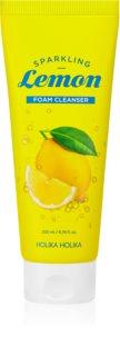 Holika Holika Sparkling Lemon Rengöringsskum Med citron och citrongräs