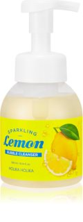 Holika Holika Sparkling Lemon Cleansing Foam With Pump