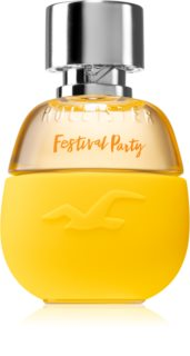 Hollister Festival Party For Her Eau de Parfum til kvinder
