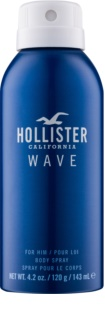 Hollister Wave spray corporal para hombre