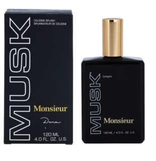 Houbigant Monsieur Musk Eau de Cologne sample for Men