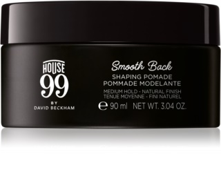 House 99 Smooth Back