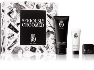 House 99 Seriously Groomed kozmetički set I. za muškarce
