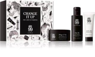 House 99 Change It Up kozmetická sada I. (pre jemné až normálne vlasy) pre mužov