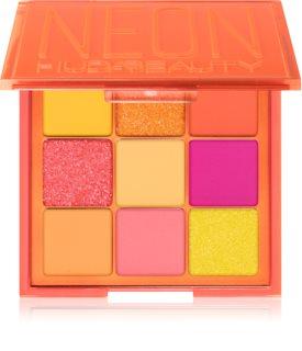 Huda Beauty Neon Obsessions Orange Lidschattenpalette