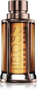 Hugo Boss BOSS The Scent Private Accord Eau de Toilette uraknak