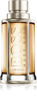 Hugo Boss BOSS The Scent Pure Accord Eau de Toilette pour homme
