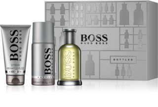 Hugo Boss Boss Bottled coffret para homens