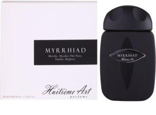 Huitieme Art Parfums Myrrhiad Eau de Parfum sample Unisex