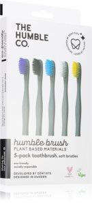 The Humble Co. Brush Plant přírodní zubní kartáček ultra soft