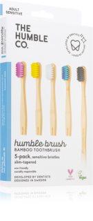 The Humble Co. Brush Adult Bambus-Zahnbürste extra soft