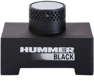 Hummer Black Eau de Toilette Miehille