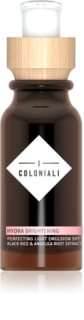 I Coloniali Hydra Brightening Light Hydrating Emulsion SPF 15