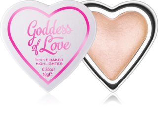 I Heart Revolution Goddess of Love pudra pentru luminozitate