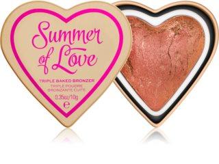 I Heart Revolution Summer of Love terra abbronzante