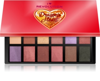 I Heart Revolution Dragons Heart Lidschatten-Palette