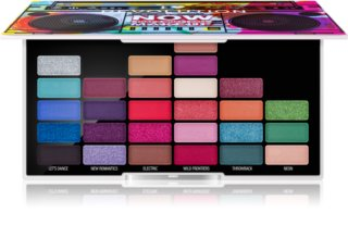 I Heart Revolution NOW That's What I Call Makeup palette de fards à paupières