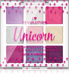 I Heart Revolution Unicorn paleta cieni do powiek
