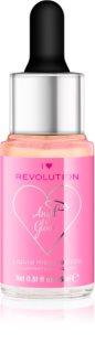I Heart Revolution Angel Glow folyékony bőrélénkítő