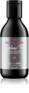I Heart Revolution Rainbow Shots отмиващ шампоан За коса