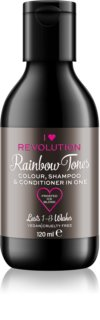 I Heart Revolution Rainbow Shots Wash-Out Shampoo for Hair