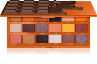 I Heart Revolution Chocolate paleta očních stínů