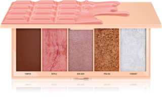 I Heart Revolution Chocolate Palette visage