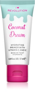 I Heart Revolution Delicious Primer Coconut Dream Fuktgivande sminkprimer
