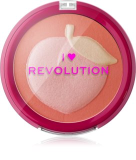 I Heart Revolution Fruity blush compacto