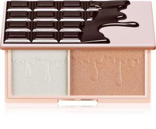 I Heart Revolution Mini Chocolate palette illuminatrice et bronzante