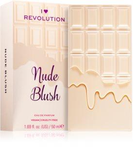 I Heart Revolution Nude Blush eau de parfum pour femme