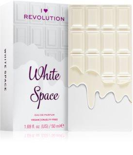 I Heart Revolution White Space Eau de Parfum för Kvinnor