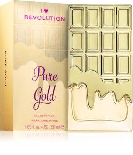 I Heart Revolution Pure Gold парфюмна вода за жени