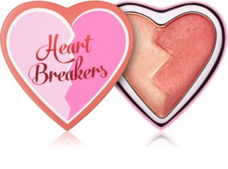 I Heart Revolution Heartbreakers rozjasňující tvářenka
