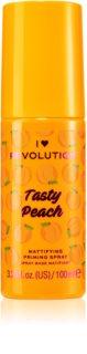 I Heart Revolution Tasty Peach жидкая база под макияж в виде спрея