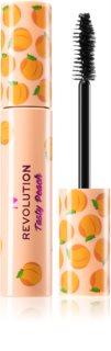 I Heart Revolution Tasty Peach μάσκαρα για όγκο και επιμήκυνση