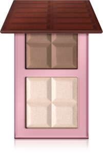 I Heart Revolution Chocolate palette contouring