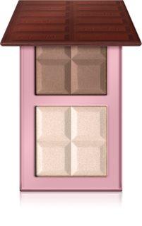 I Heart Revolution Chocolate paleta para contorno de rosto